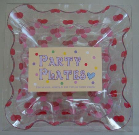 プラスティックプレートRD&PK