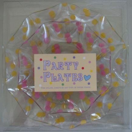 プラスティックプレートYE&PK