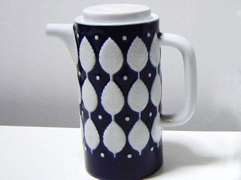 コーヒーポット【F-73ブルー】