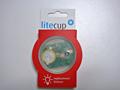 Litecup Litebase【ライトカップ用ライトベース/レッド】