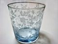 フラワーグラス【ブルー】