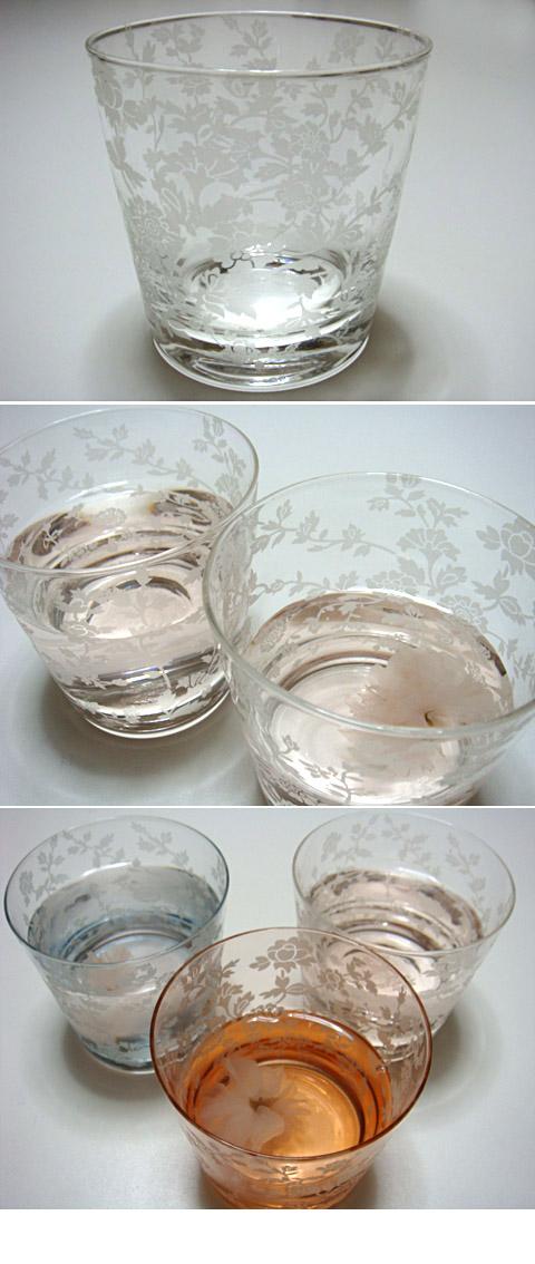 フラワーグラス【クリア】