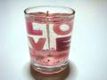 ゼリーキャンドル【LOVE】