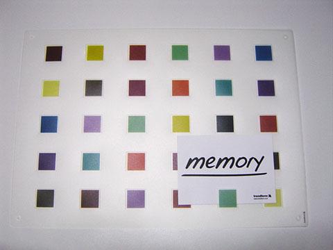 Memory 【メモボード/マルチカラー】
